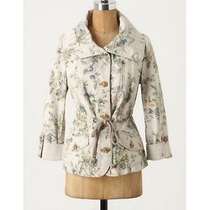 Daughters of the Liberation Floral Anorak Jacket